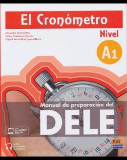 El cronómetro Nivel A1 - Manual de preparación del DELE - Incluye CD MP3