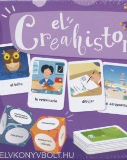 El Creahistorias - Jugamos en espanol