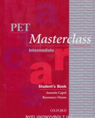 PET Masterclass Intermediate Student's Book