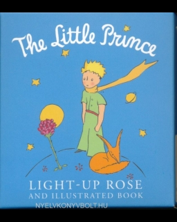 The Little Prince: Light-Up Rose and Illustrated Book (RP Minis)