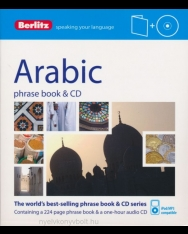Berlitz Arabic Phrase Book & Audio CD