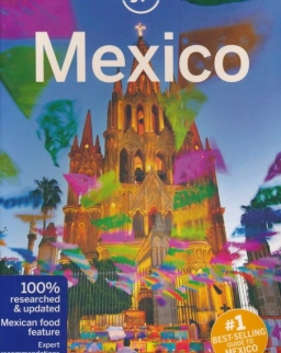 Lonely Planet - Mexico Travel Guide (16th Edition)