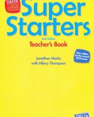 Super Starters: 2nd edition. Teacher's Book + DVD-ROM