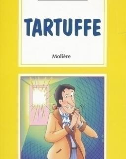 Tartuffe + Audio CD - La Spiga Niveau A2