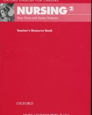 Nursing 2 - Oxford English for Careers Teacher's Resource Book