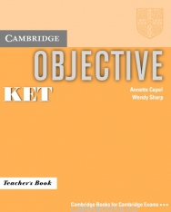 Objective KET Teacher's Book