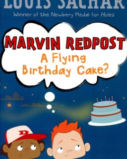 Louis Sachar: Flying Birthday Cake?