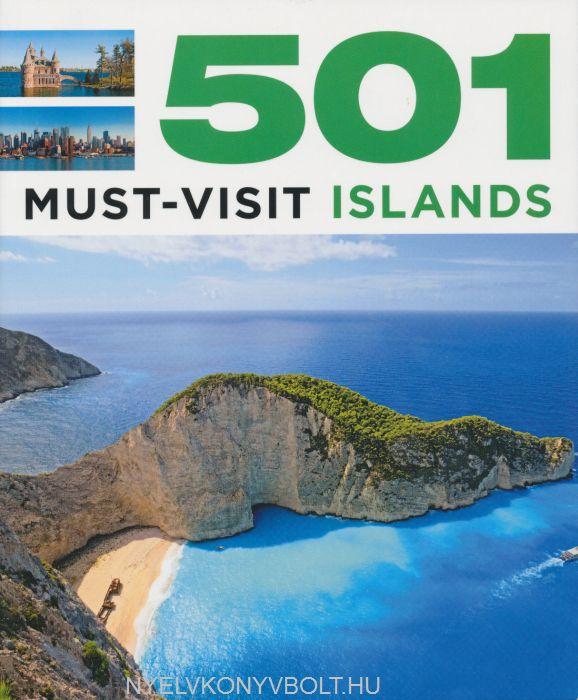 501 Must-Visit Islands (501 Series)
