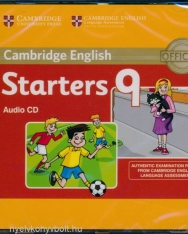 Cambridge English Starters 9 Audio CD