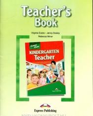 Career Paths - Kindergarten Teacher's Book