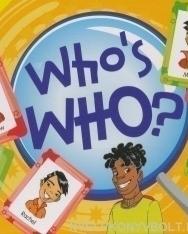 Who's who? - Let's Play in English (Társasjáték)