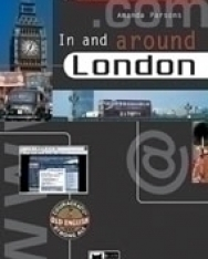 In and around London with Audio CD - Black Cat Reading and Travelling