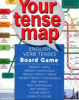 The Passive Machine / Your Tense Map - Board Games Duo Pack