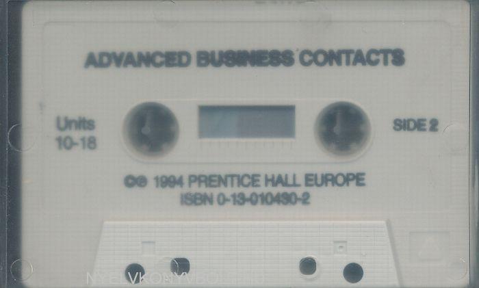 Advanced Business Contact Cassette