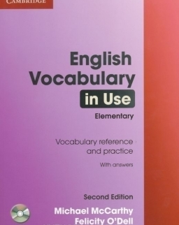 English Vocabulary in Use Elementary - 2nd Edition - with Answers and CD-ROM