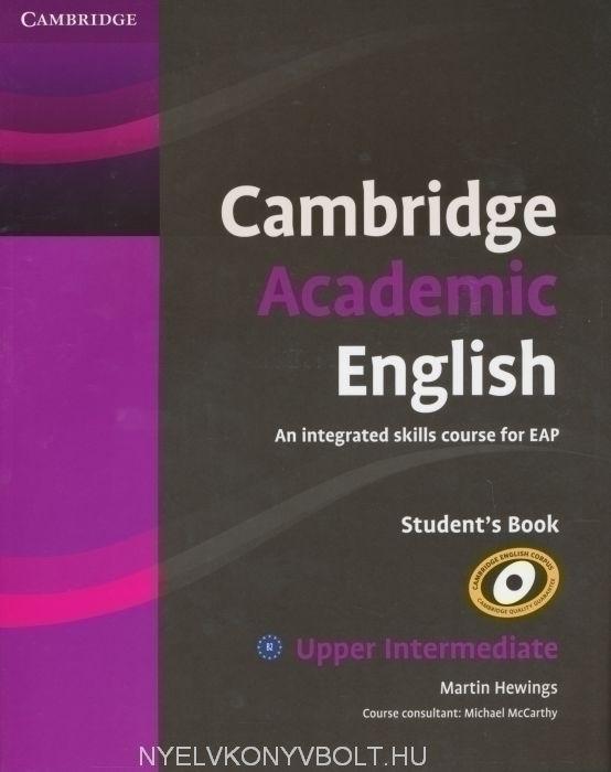 Cambridge Academic English Upper Intermediate Student's Book