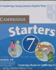 Cambridge Young Learners English Tests Starters 7 Audio CD