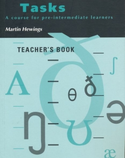 Pronunciation Tasks - A Course for Pre-Intermediate Learners Teacher's Book