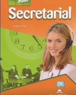 Career Paths - Secretarial Student's book