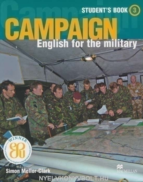 Campaign - English for the Military 3 Student's Book
