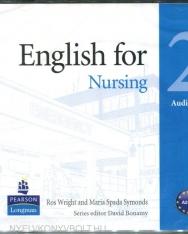 English for Nursing 2 Audio CD