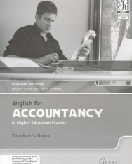 English for Accountancy in Higher Education Studies Teacher's Book