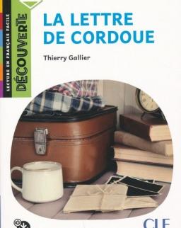 La lettre de Cordoue - Niveau A2.1 - Lecture Découverte - Audio téléchargeable