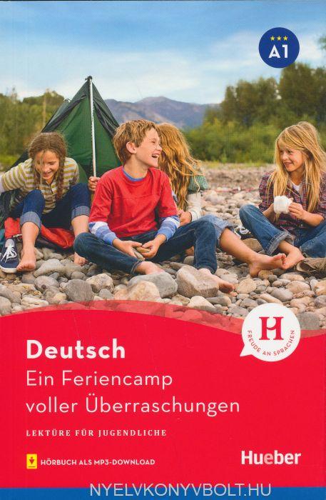 Ein Feriencamp voller Überraschungen - Lektüre mit MP3-Download