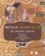 Die Hörspiel-Edition: Liebelei/ Spiel im Morgengrauen/ Berta Garlan/ Der Reigen/Fräulen Else