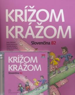 Krížom-krážom Slovenčina B2 + Audio CD (2)