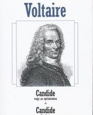 Voltaire: Candide vagy az optimizmus | Candide au l'optimisme - francia-magyar kétnyelvű kiadás