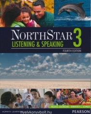 NorthStar Listening & Speaking Level 1 3rd Edition Coursebook with MyEnglishLab