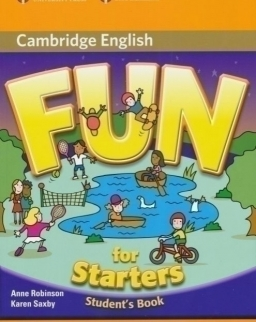 Fun for Starters 2nd Edition Student's Book