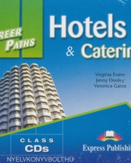 Career Paths - Hotels & Catering Audio CDs (2)