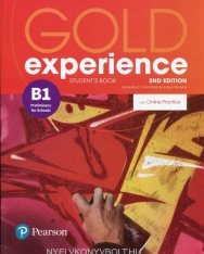 Gold Experience (2nd Edition) B1 Preliminary for Schools Student's Book with Online Practice