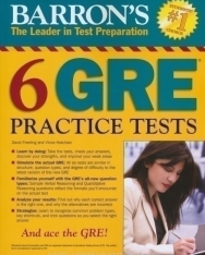 Barron's 6 GRE Practice Tests