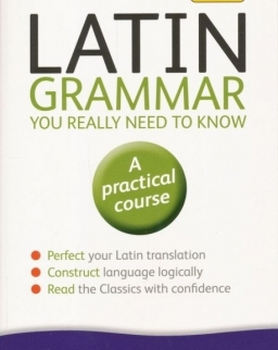Teach Yourself:Latin Grammar - You Really Need to Know