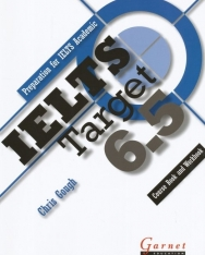 IELTS Target 6.5 Course Book and Workbook + Audio CD - Preparation for IELTS Academic