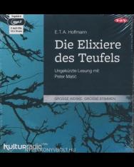E. T. A. Hoffmann: Die Elixiere des Teufels - Hörbuch