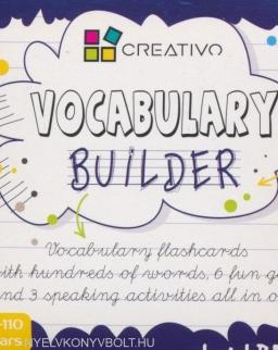Vocabulary Builder - Level B2 - Flashcards