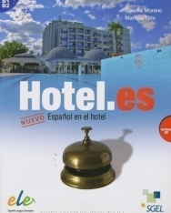 Hotel.es - Espanol en el hotel Nuevo edicion Libro del Alumno incluye CD audio