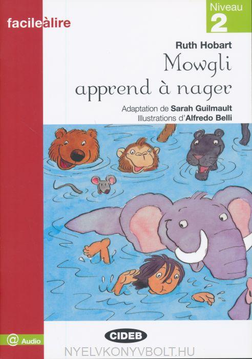 Mowgli apprend a nager - Niveau 2