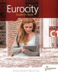 Eurocity C1 Student's Book 2021 Edition with Free Audio Downloads