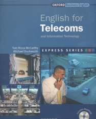 English for Telecoms and Information Technology with MultiROM
