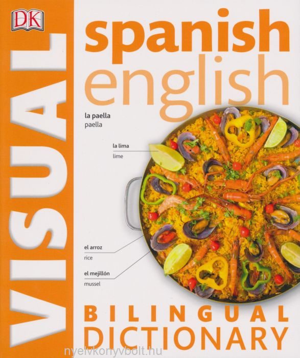 DK Spanish-English Visual Bilingual Dictionary 2015