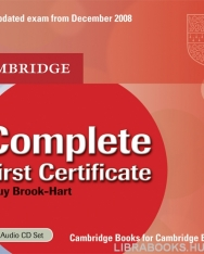 Complete First Certificate Class Audio CDs (3)