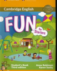 Fun for Starters Third Edition Student's Book with Online Activities
