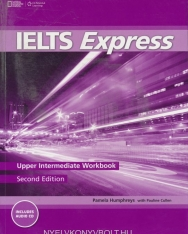 IELTS Express Upper Intermediate (2nd Edition) Workbook with Key & Audio CD