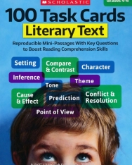 100 Task Cards - Literary Text