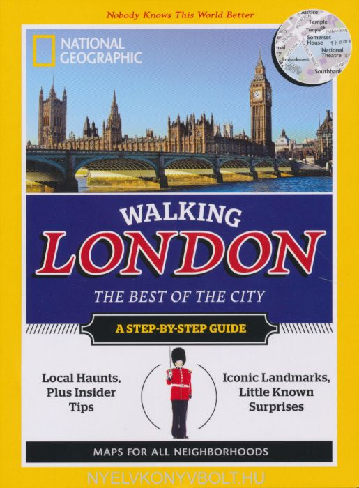 Walking London (National Geographic)